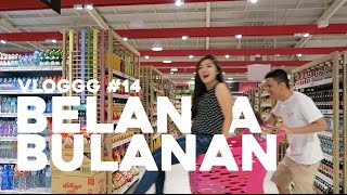 Video VLOGGG #14: Belanja Bulanan MP3, 3GP, MP4, WEBM, AVI, FLV Juni 2017