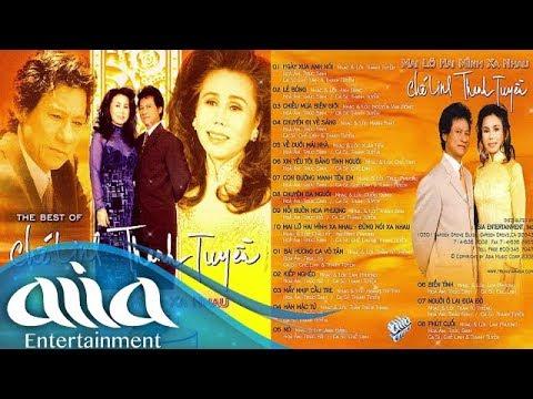 The Best Of CHẾ LINH THANH TUYỀN - Ngày Xưa Anh Nói - CD Nhạc Vàng Xưa Bất Hủ (ASIA CD 166) - Thời lượng: 50 phút.