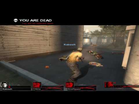 ZOMG L4D2 Custom Maps Ep 5 Two Evil Eyes Part 2