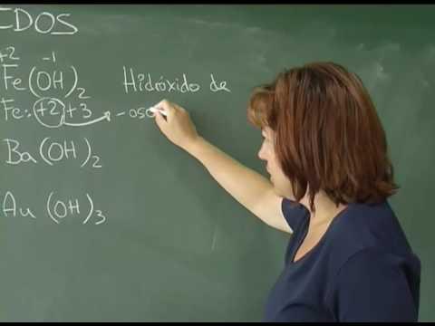 Vídeos Educativos.,Vídeos:Hidróxidos