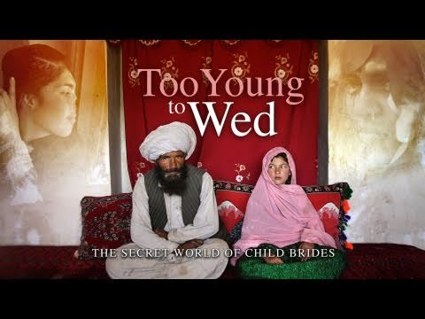 WED - Every year, throughout the world, millions of young girls are forced into marriage. Child marriage is outlawed in many countries and international agreements...