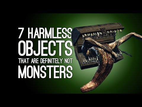 7 Harmless Items That Are Definitely Not Monsters