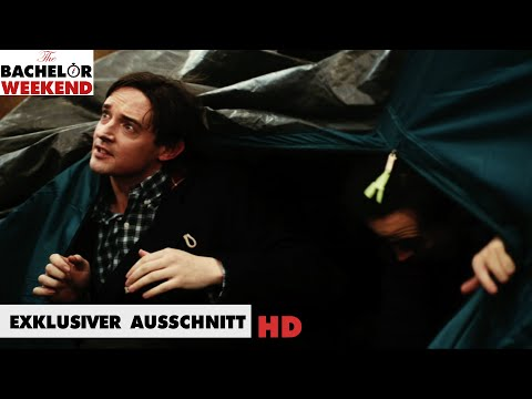 THE BACHELOR WEEKEND – Exklusiver Ausschnitt Zelteinkauf (HD) - im Kino - Komödie (2014)