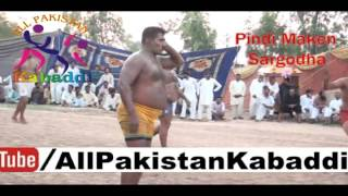 wrestling related best kabaddi amazing sindhi fighting 2016 at pindi maken stadium part 2/2 hd