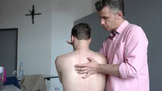Osteopathie Videos: Thorax - Jesse De Groodt