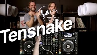 Tensnake - Live @ DJsounds Show 2015 from Mixmag Lab
