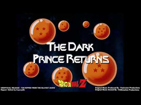 Dragonball Z - Episode 228 - The Dark Prince Returns - (Part 2) - [Faulconer Instrumental]