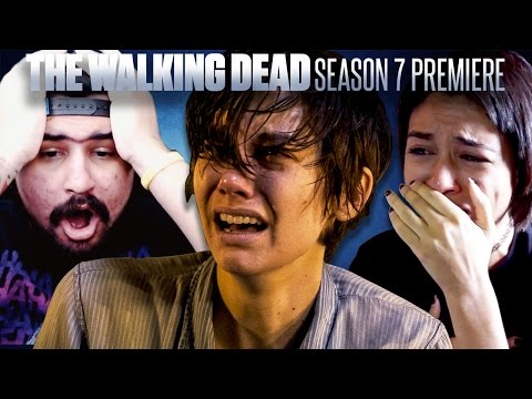 """Fans React To The Walking Dead Season 7 Premiere: """"The Day Will Come When You Won't Be"""""""