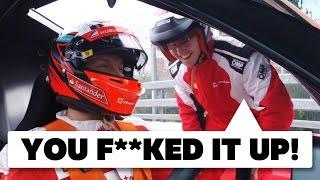 Breaking A Car With Kimi Räikkönen by Car Throttle