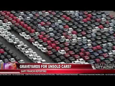 , title : 'Graveyards for Unsold Cars'