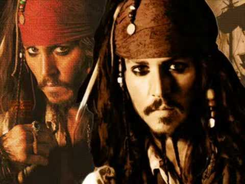 Pirates of The Caribbean - Soundtrack (видео)