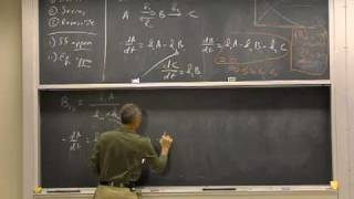 Lec 33 | MIT 5.60 Thermodynamics&Kinetics, Spring 2008