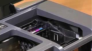 Zdejmowanie i instalacja pokrywy głowicy drukującej w drukarkach EPSON