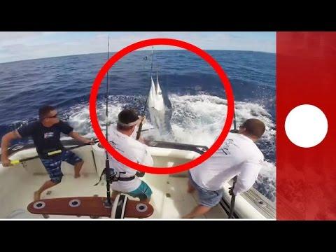 Whoa!! Bad fish!!