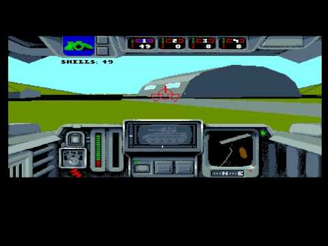 Battle Command Amiga