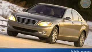 Mercedes-Benz S-Class Video Review - Kelley Blue Book