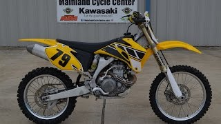 1. $2,499:  For Sale Pre Owned 2006 Yamaha YZ450F 50th Anniversary