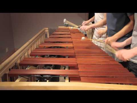 theme - Our very own arrangement of the Zelda theme. Played on Marimba, Snare drum, Cymbal, Bells, Timpani and fucking Triangle! Filmed and recorded in three days, h...