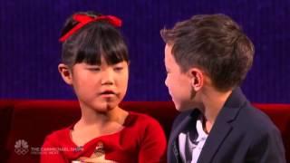 Little Big Shots - Taeho K as Chinese Interpreter for Animal Hypnotist
