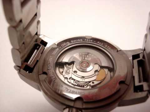 Oris - Aviation BC3 Day/Date Automatic Watch