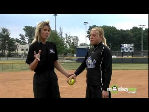 Fastpitch Softball Throwing Mechanics