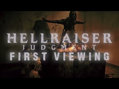 Hellraiser Judgment - Is It Any Good? First Viewing / Review