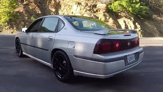 Modified 2002 Chevrolet Impala - One Take by The Smoking Tire