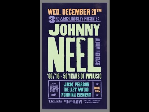 Johnny Neel-3rd & Lindsley (12/28/16)-Part I