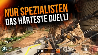 ONLY SPECIALIST! DAS HÄRTESTE DUELL in BO3! | TwoEpicBuddies