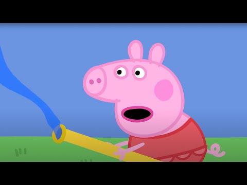 Свинка Пеппа - Cборник 18 (60 минут) (видео)