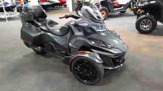 6. 2018 Can-Am Spyder RT Limited NCM379