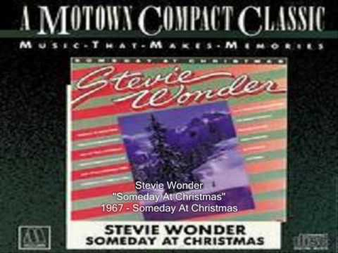 Someday at Christmas (1967) (Song) by Stevie Wonder