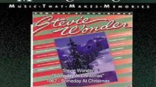 Stevie Wonder - Someday At Christmas - YouTube