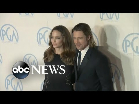 New details in Angelina Jolie and Brad Pitt's custody battle