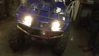 8. Parting for sale: 2006 Yamaha ATV YFM350 FAV 4x4 Bruin