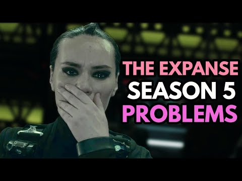 How to Fix The Expanse