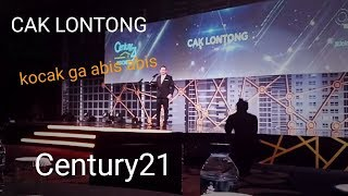 Video CAK LONTONG - kocok perut lagi & lagi @ CENTURY21 ONE MP3, 3GP, MP4, WEBM, AVI, FLV Mei 2019
