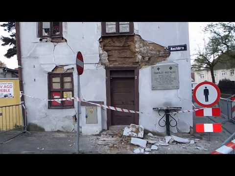 Wideo1: Fatalny stan Domu Masztalerza w Kościanie