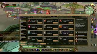 Talisman Online: SuperNatural001 Level 10 Amulet and Combines (Giant Sky/Meteor's Secret) Video
