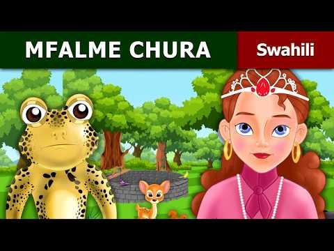 Mfalme Chura - Hadithi za Kiswahili - Katuni za Kiswahili - 4K UHD - Swahili Fairy Tales