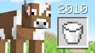 10 Minecraft Updates NOTCH added in SECRET