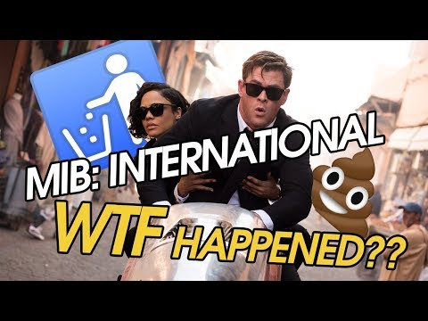 Men In Black: International is straight GARBAGE | Cloudy TV - Film Review