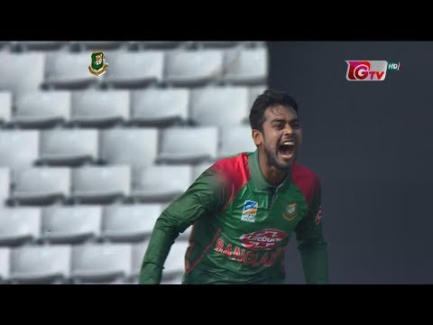 Windies's All Wickets Against Bangladesh | 3rd ODI | Windies tour of Bangladesh 2018