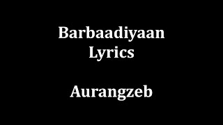 Nonton Barbaadiyaan  Lyrics Film Subtitle Indonesia Streaming Movie Download