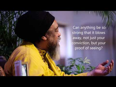 Mooji Quotes: Mind is Searching For the Truth While it is Watched by the Truth