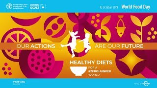 Let's make healthy diets a reality for all