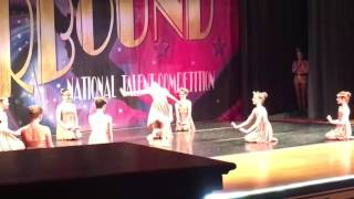 Starbound dance competition! Kings- Dance theater of New England. 5/22/16