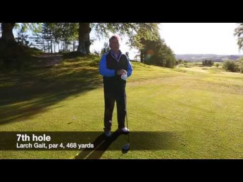 Ryder Cup Course 2014 – Gleneagles – Hole 7