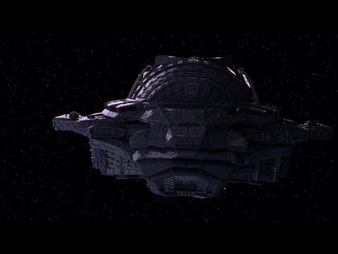 The Orville - Approaching Giant Bioship