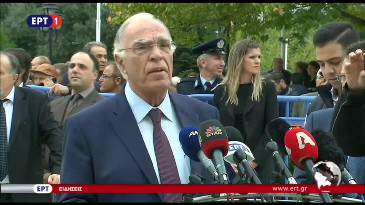 Β. Λεβέντης: Και ο Τσίπρας έχει δεχθεί το «Νόβα Μακεντόνια», ο λαός όμως διαφωνεί
